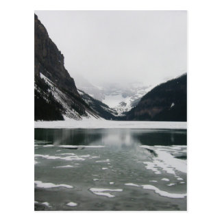 Winter's End, Lake Louise Postcard