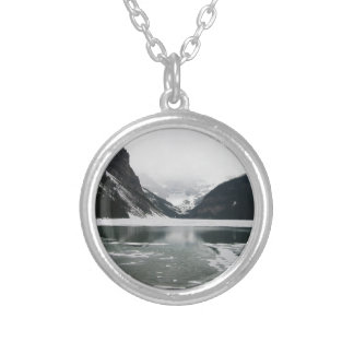Winter's End, Lake Louise Silver Plated Necklace