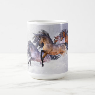 Winter's Flight Mug