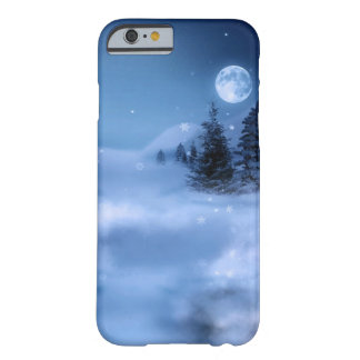 Winter's Night Barely There iPhone 6 Case