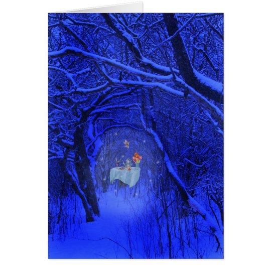 Winter's Portal Card