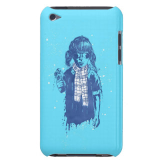 wintertime iPod touch case