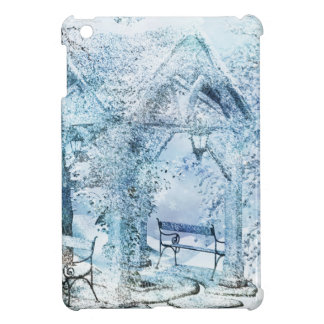 WINTERY CASE FOR THE iPad MINI