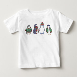Wintery Penguins T-Shirt