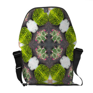 Wintery Springs Courier Bag