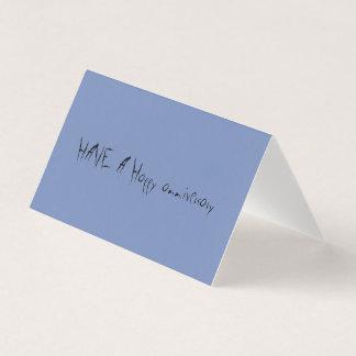 (WIP) Annerversery card