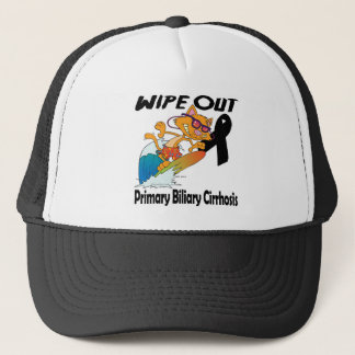 Wipe Out Primary Biliary Cirrhosis Trucker Hat