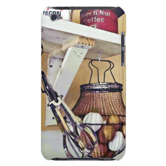 Wire Basket Of Eggs And Egg Beater Barely There iPod Case