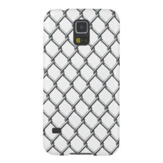 Wire fence seamless tile cases for galaxy s5