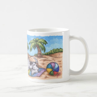 Wire Fox Endless Summer 11oz White Mug