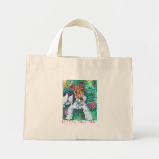 Wire Fox Terrier Bag