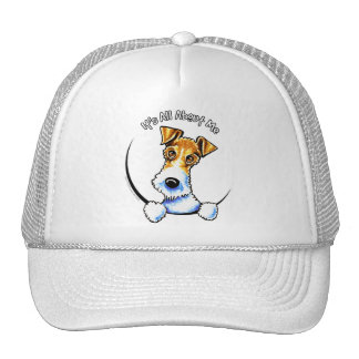 Wire Fox Terrier IAAM Trucker Hat