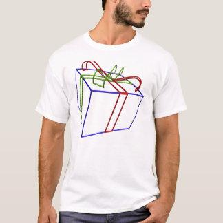 Wire Frame Present T-Shirt