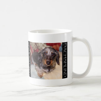 Wire Hair Doxie Coffee Mug