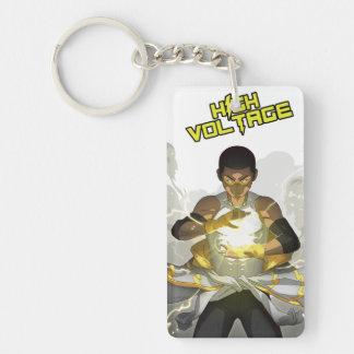 Wire Keychain