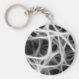wire weave keychain