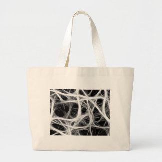 wire weave large tote bag
