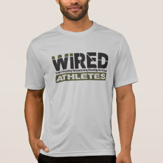 WIRED Athletes Team Dry-Fit T-Shirt