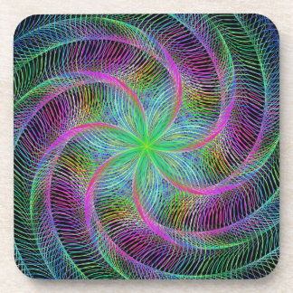 Wired septopus coasters