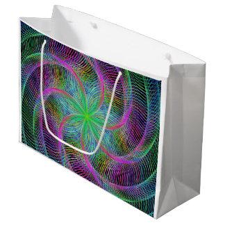 Wired septopus large gift bag