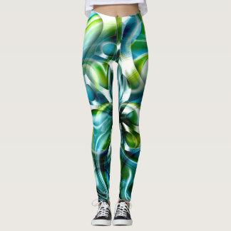 WIRED WIRES LEGGINGS