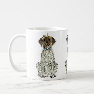 Wirehaired Pointing Griffon Coffee Mug