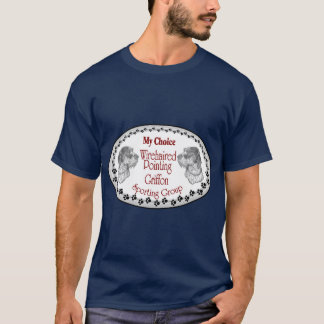 Wirehaired Pointing Griffon Gifts T-Shirt