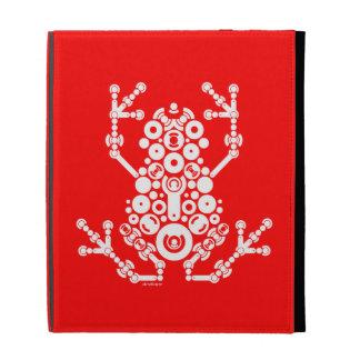 Wireless Frog iPad Cases