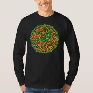 Wireless Gecko, Color Perception Test, Black T Shirts