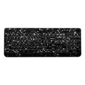 Wireless Keyboard Crystal Bling Strass