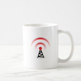 Wireless Network Coffee Mug
