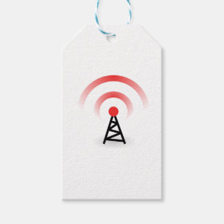 Wireless Network Pack Of Gift Tags