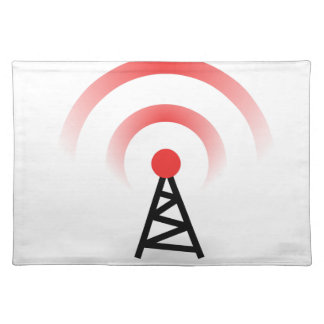 Wireless Network Placemat