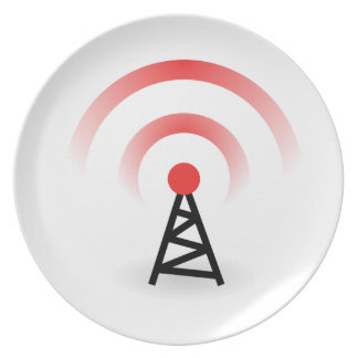 Wireless Network Plate