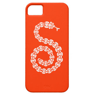 Wireless Python iPhone 5 Cover