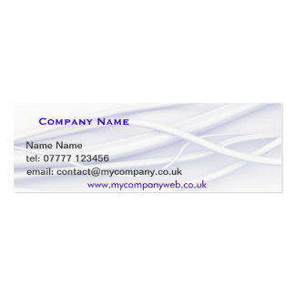Wires Business Card Template