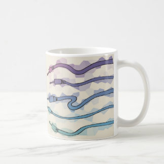 Wires Coffee Mug