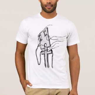Wires to the Wind / Slim Fit T-Shirt
