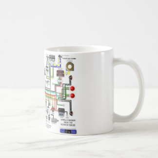 Wiring Diagram Coffee Mug