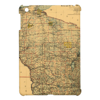 Wisconsin 1896 iPad mini covers