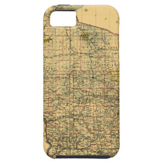 Wisconsin 1896 iPhone 5 case