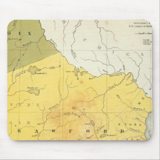 Wisconsin 4 mouse pad