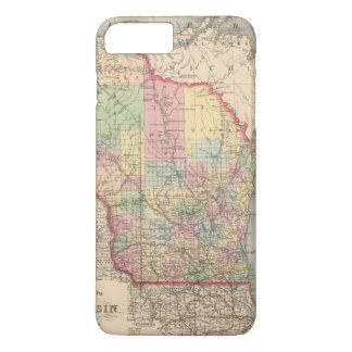 Wisconsin 7 iPhone 7 plus case