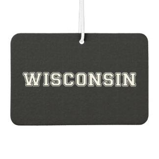 Wisconsin Air Freshener
