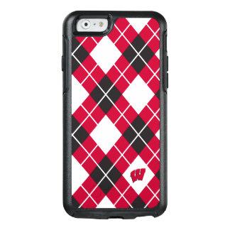 Wisconsin   Argyle Pattern OtterBox iPhone 6/6s Case