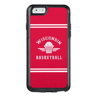 Wisconsin   Basketball OtterBox iPhone 6/6s Case