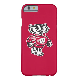 Wisconsin   Bucky Badger Mascot Barely There iPhone 6 Case