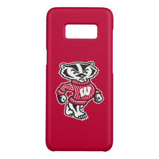 Wisconsin | Bucky Badger Mascot Case-Mate Samsung Galaxy S8 Case