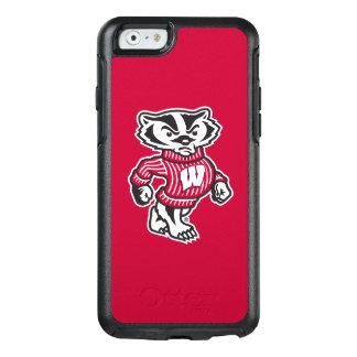 Wisconsin   Bucky Badger Mascot OtterBox iPhone 6/6s Case