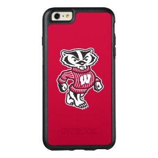 Wisconsin   Bucky Badger Mascot OtterBox iPhone 6/6s Plus Case